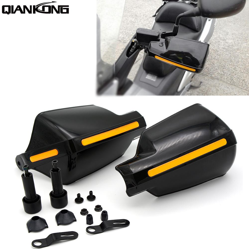 Motorcycle Handguard Hand Guard Shield Windproof For YAMAHA fz6 mt10 ybr  125 xmax 400 mt 125 mt 03 dt tdm 900 wr450f xjr1300