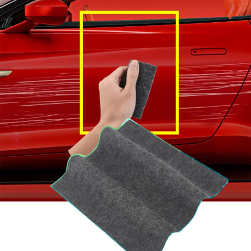 Cheap Polishes Fix Clear Car Scratch Repair Cloth Nano meterial for Car Light Paint Scratches Remover Scuffs on Surface Repair Rag