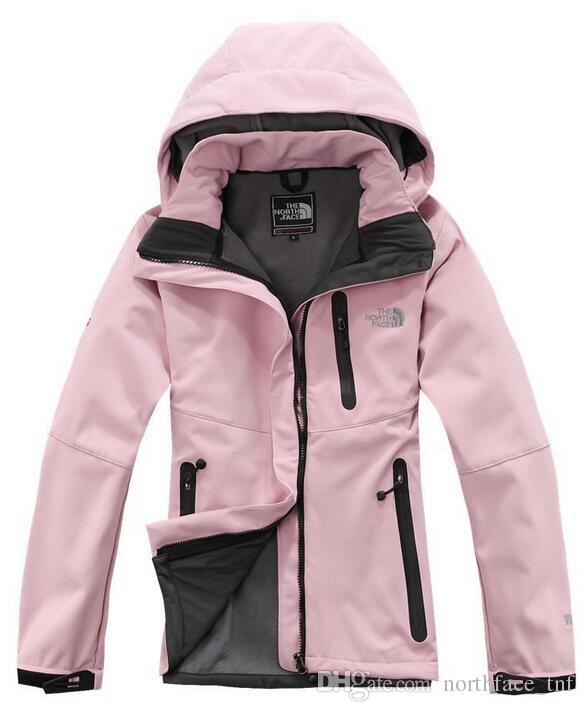 1404b5a3c3 Acheter Vente Chaude 2019 Hommes Imperméable Respirant Softshell Veste  Hommes Extérieur Sports Manteaux Femmes Ski Randonnée Coupe Vent D'hiver  Outwear Soft ...