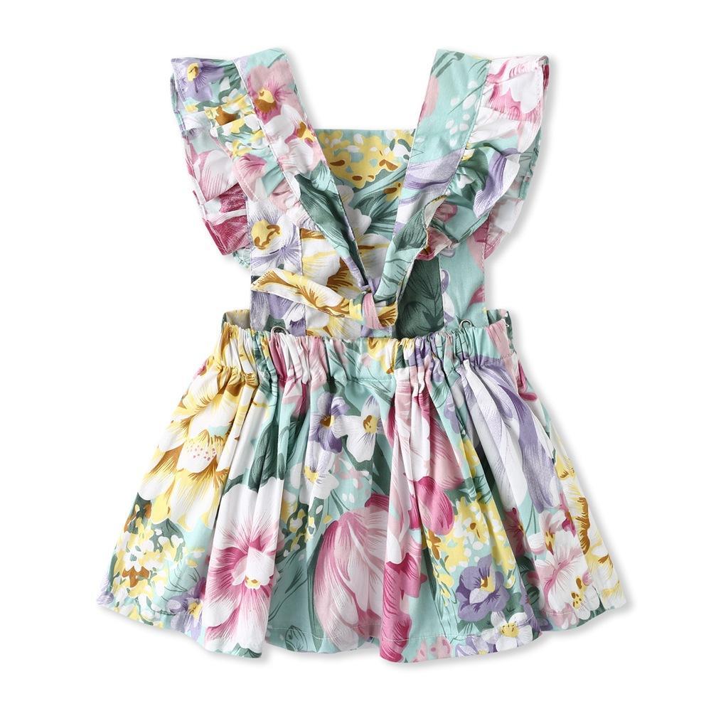 f608c5534 Exquisite Girl Kids Clothing New Arrival Summer Gir Elegant ...