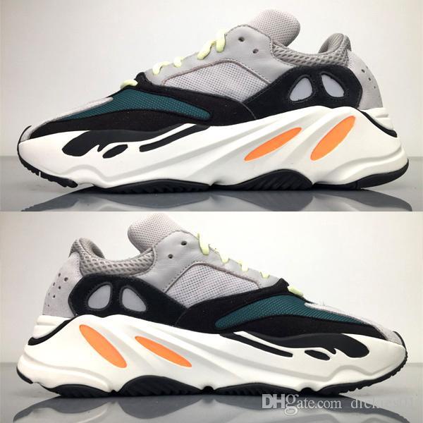 4e197f400 Купить Оптом Adidas Yeezy Runner Boost 700 Mauve Новый Kanye West ...