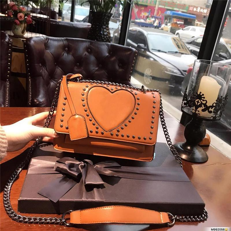 2018 Autumn And Winter Brand Designer Fashion Women Luxury Bags Lady ... c761be88b77a3