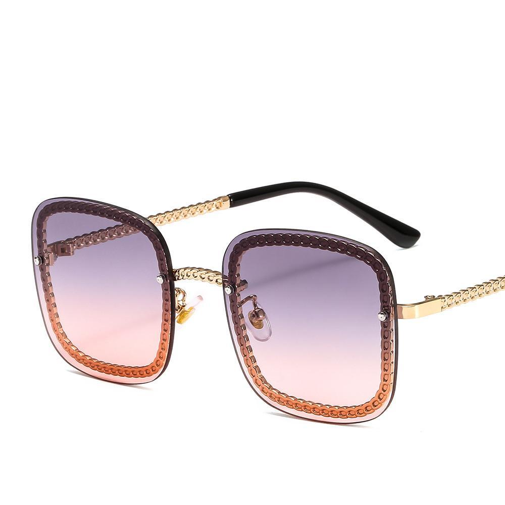 4727f80b4c 2019 Hot Retro Sunglasses Luxury Brand Vintage Flat Glasses Designer  Popular Gradient Sunglasses High Quality UV Protection Hipster Eyewear  Designer ...