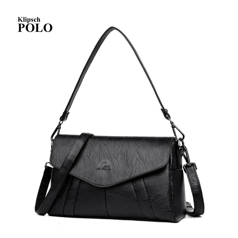 63128957bc4 Bags For Women 2018 Bolsa Feminina Handbag Crossbody Shoulder Bag Sac A  Main Femme Borsa Donna Bolso Handtassen Dames Designer Designer Bags Ladies  Handbags ...