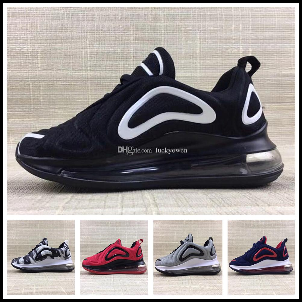 wholesale dealer 9b8ba e050a Compre Nike Air Max Airmax 720 Vapormax 2019 New Arrive Boys 720 97 Tn Zapatos  Para Correr Para Niños 720s Kpu Athletic Sport Zapatillas Hombre Zapatos De  ...