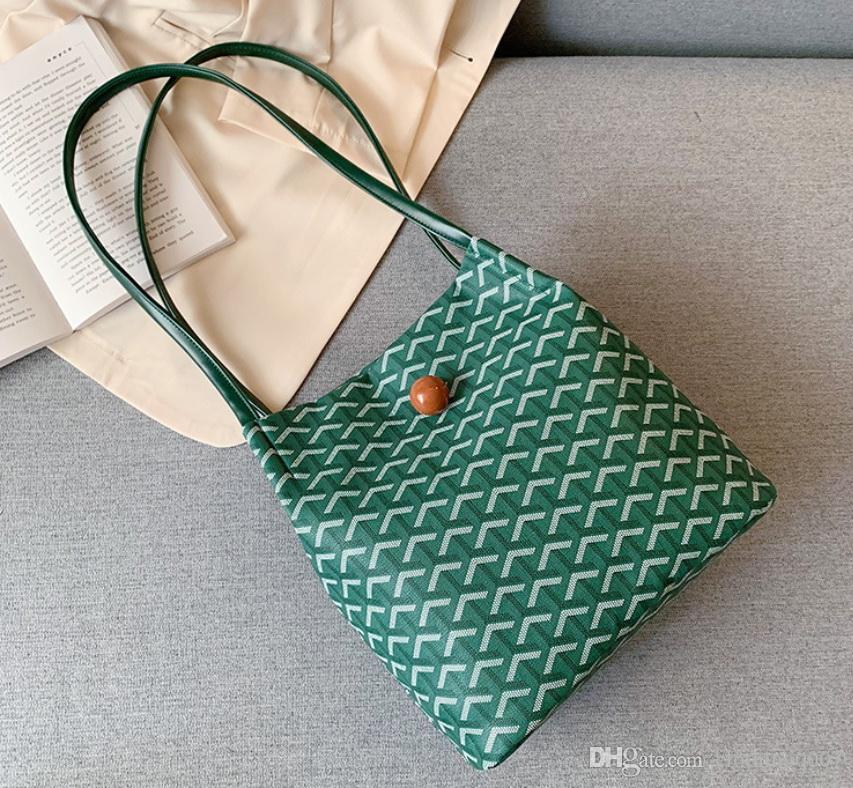 Bolso de diseñador de las mujeres de las mujeres grandes bolsos de cuero de la Pu Simple moda nueva calidad bolso de mano bolsos de hombro