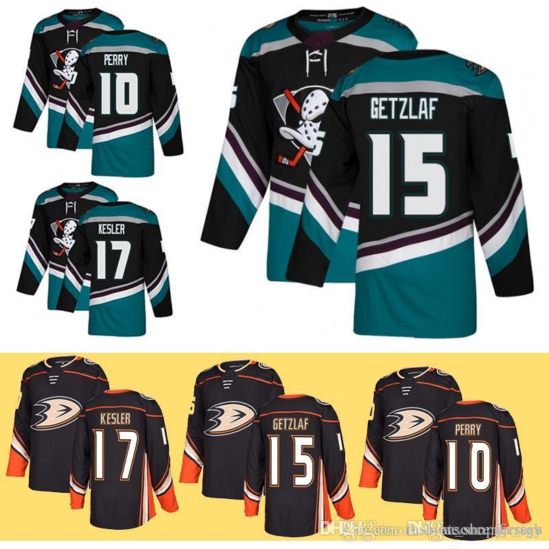 3bc3abf3bf8c5 Compre 15 Camisetas De Ryan Getzlaf Anaheim Ducks NHL 17 Camisetas De Ryan  Kesler Ducks Hockey 10 Corey Perry A  31.58 Del Fashion shop jersey