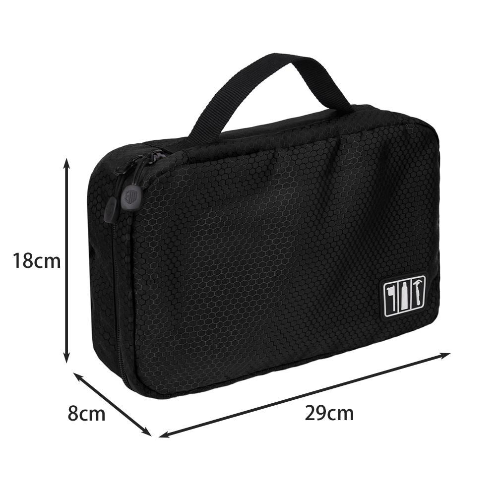 9292ccb15fdb Travel Accessories BAGSMART Travel Accessories Bags Waterproof Portable  Toiletry Bag Cosmetic Pouch Hanging Wash Bags Lightweight Makeup Bag  Briefcases ...