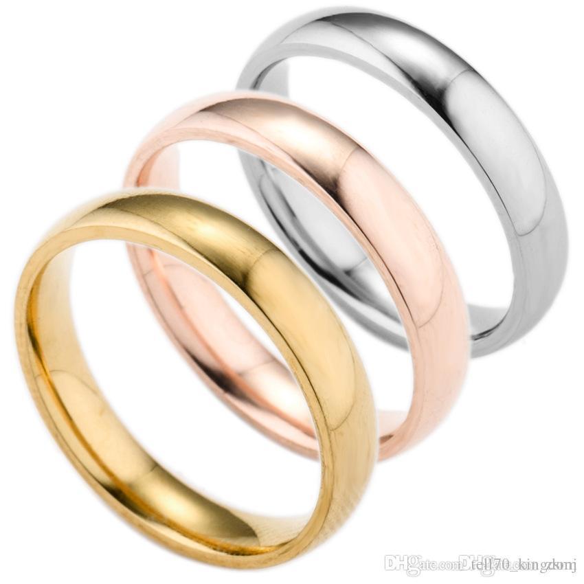 qualità stabile bambino professionale 5 colori 18K placcato lega anello designer gioielli uomo anelli anello di  lusso promessa anelli per coppie moissanite