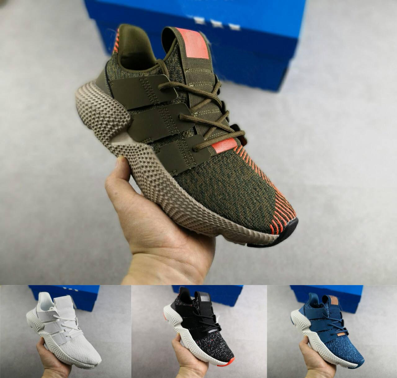 the latest 3f870 7159b Fashion Prophere Climacool High Quality Eqt 4 Running Shoes Men Womens  Black Eqt Support Jogging Outdoors Sneakers