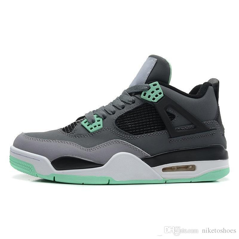 6b531a9ff7d 2019 Hot J4 Eminem Encore Pure Money White Cement Royalty Bred Toro Bravo  Thunder Green Glow Outdoor Shoes 4s Laser Mens 4s CAVS Sneaker From  Niketoshoes, ...