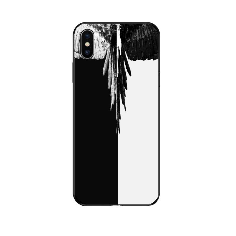 Designer 2019 New Phone Case for Iphone 6/6s,6p/6sp,7/8 7p/8p X/XS,XR,XSMax Fashion MARCEL@ BURL@N Brand Back Case for IPhone Wholesale