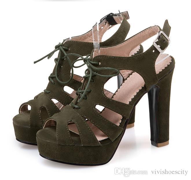 Ayrıca boyutu 32 33 34 35 vivi lena pembe T kayış 41 42 43 40 platform gladyatör sandalet dantel