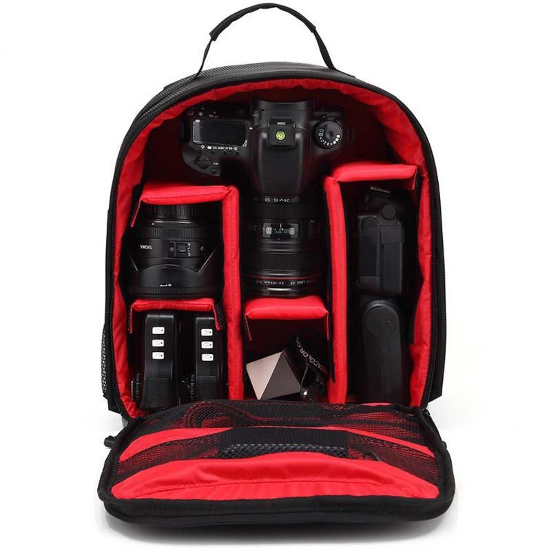 tripod bag case High Quality Video Photo Digital Camera Shoulders PE Padded Backpack Waterproof Shockproof Bag Tripod Case w/ Rain Cover TG