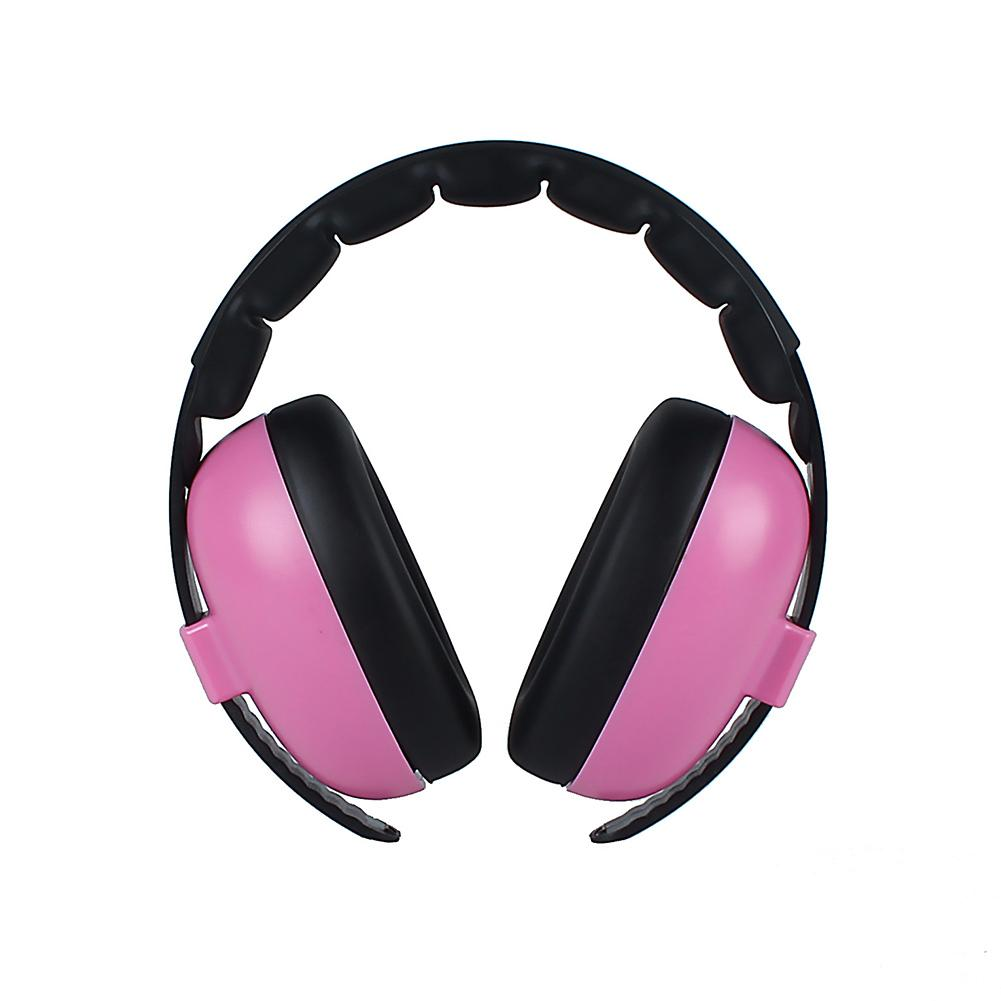 Baby Kids Soft Earmuff Travel Gift Noise Canceling Care Portable Headphone Ear Protection Home Padded Adjustable Headband