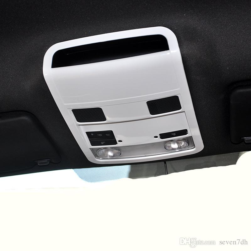 ABS Car Interior Styling Front Reading Light Lamp Panel Cover Moulding Trim for Volkswagen Beetle 2013 2014 2015 2016 2017 2018 2019