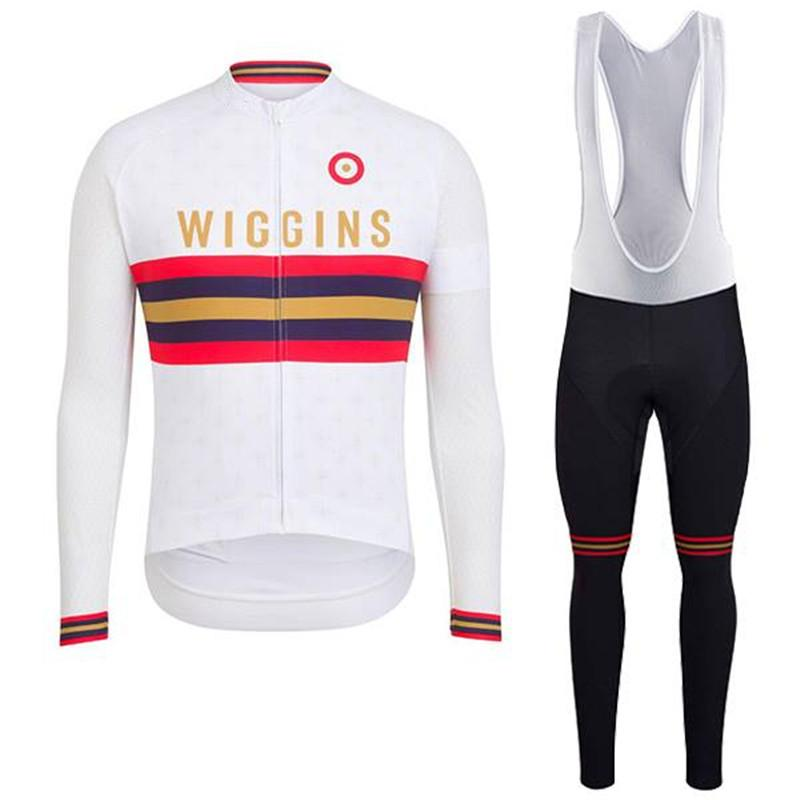 7c534cf77 2018 Wiggins Close Fitting Jacket AERO RCC Team Cycling Jersey CORE Racing  ROSA Cross Country Climbing DH MX Mtb Bib Pants Factory Custom Mtb Jersey  Cycling ...