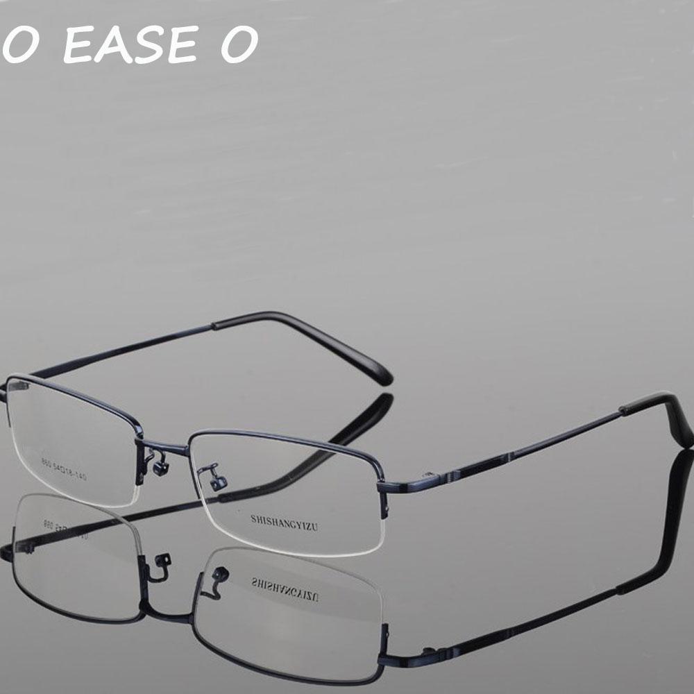 e48b4a6cfd Compre O FÁCIL O 2018 Decoración Óptica Marco De Gafas Miopía Aleación De Metal  Hombres Mujeres Gafas Oculos Gafas 860 A $33.23 Del Marquesechriss   DHgate.