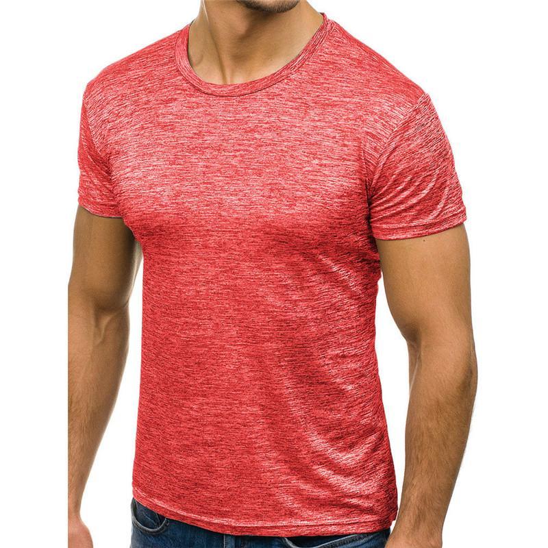 En Tees Erkek Giyim Kısa Kollu Casual Ç Boyun pamuk Spor Tişört Sportwear W3 Running Moda Erkekler T Shirt Yaz Spor