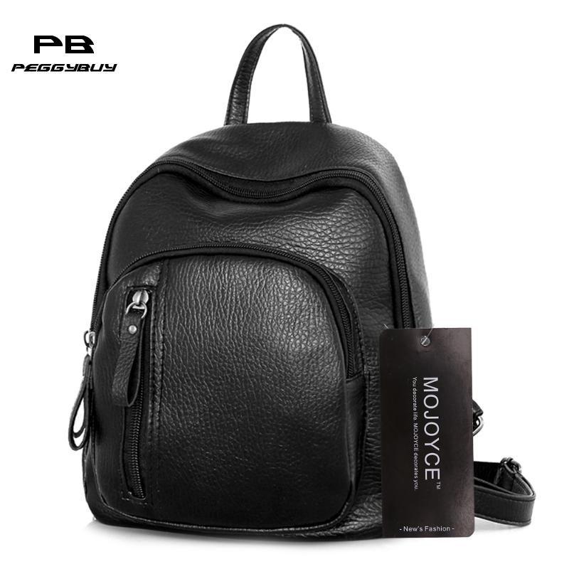 0180f0d27f50 Fashion Backpack Women Leisure Back Pack Ladies Knapsack Travel Bags for  School Teenage Girls Bagpack Multifunction Backpack new