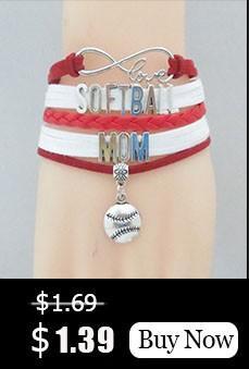 infini love costa rica Bracelet coeur Charm bracelet amour drapeau costa rica bracelets bracelet pour femme et homme bijoux