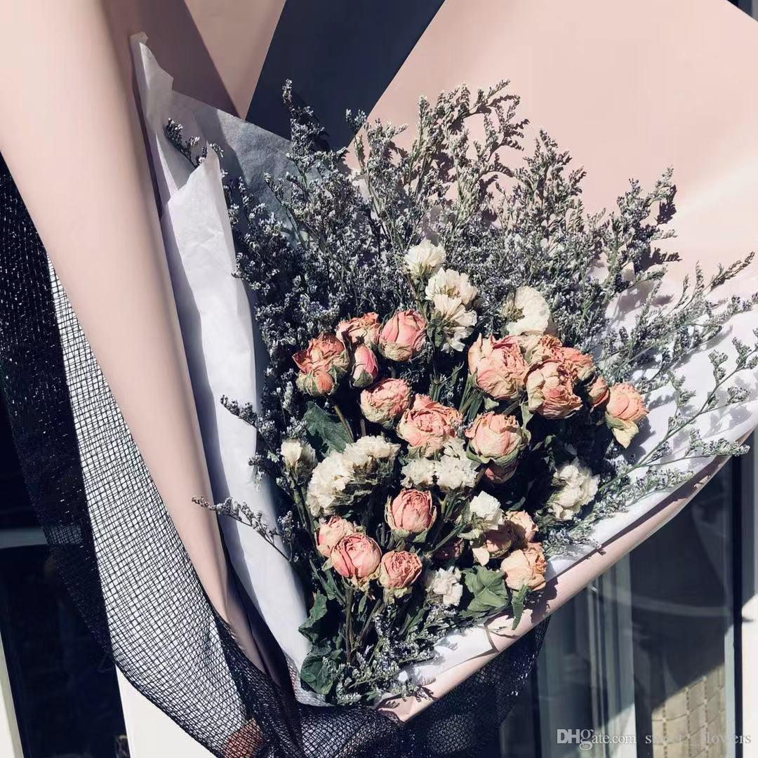 Grosshandel Hochzeits Blumen Rosen Blumenstrauss Hochzeits Dekoration
