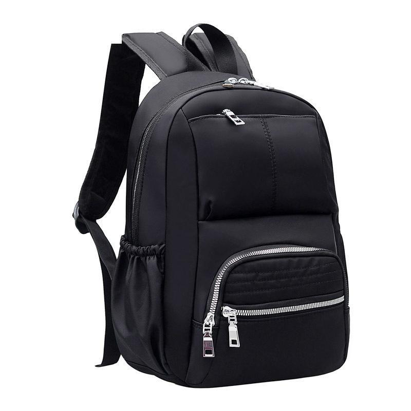 d6520047e9 Nylon Female Backpack For Teenage Girl Backpacks Women Mochila Feminina  Bolsa Escolar Casual Waterproof Shoulder School Bags Bags Rucksack From  Packbest06