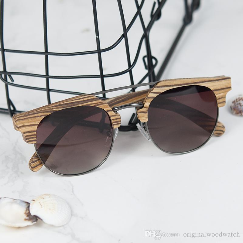 c998ef6fc22 BOBO BIRD Women Sunglasses Men Polarized Retro Wood Sun Glasses Summer 2019 Eyewear  for Men And Women Wooden Sunglasses Sunglasses Women Lady Sunglasses ...
