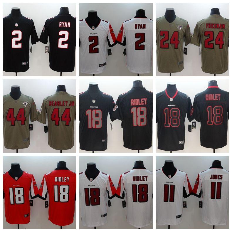 9445aac5 Mens womens kids Atlanta jerseys Falcons #11 Julio Jones 2 Matt Ryan 24  Devonta Freeman Football youth Jerseys