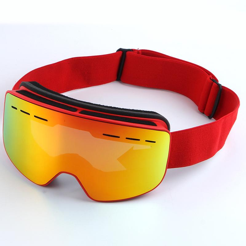 1f44fcc5477 2019 Unisex Ski Goggles Snowboard Mask Winter Snowmobile Motocross  Sunglasses Windproof UV Protection Winter Sport Glasses From Diedou