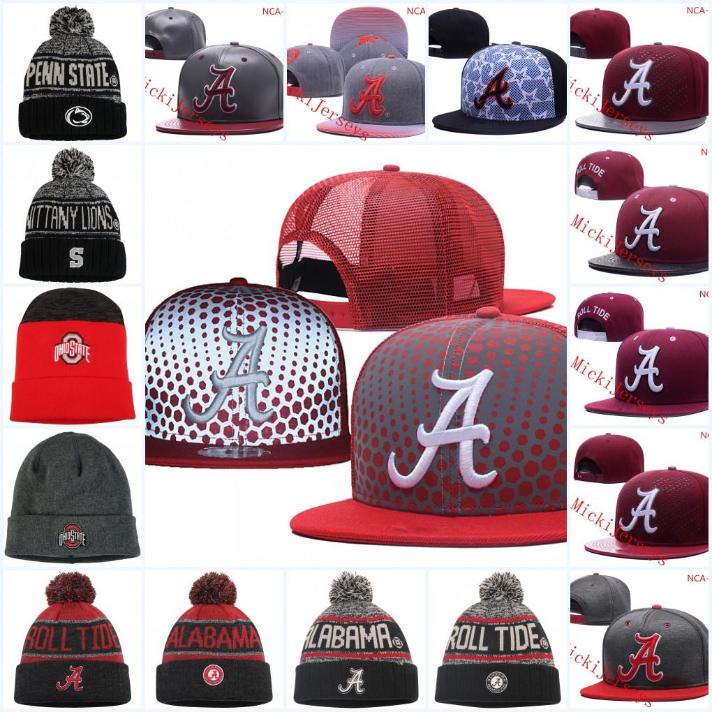 the best attitude 3d0b1 ce476 ... get ncaa alabama crimson tide snapback caps black ohio state buckeyes .  9c80a ae824