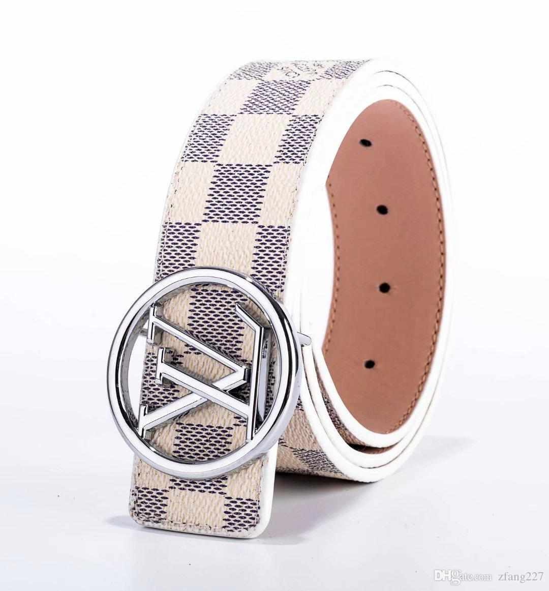 Men&Women Genuine Leather Belt High Quality Designer Belt Unise With Letter Z