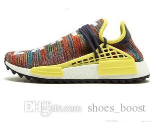 de9203d882025 Pharrell Human Race Hu Trail Shoes Sales
