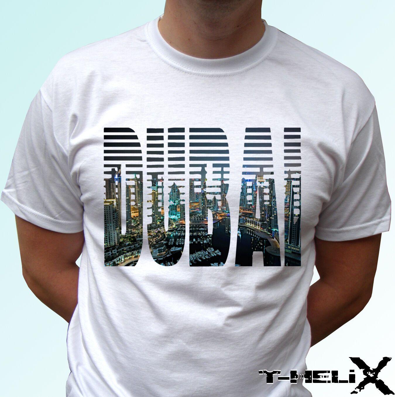 2bfb4090 Dubai White T Shirt Top Holiday Flag Design Mens Womens Kids & Baby Sizes Custom  Printed Tshirt, Hip Hop Funny Tee, Mens Tee Shirts Great Tee Shirts Cool ...
