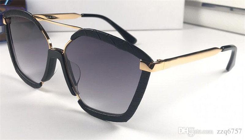 0e645a63e Compre Atacado Moda Óculos De Sol Leon Cat Eye Frame Simples Clássico  Popular Estilo Uv400 Proteção Mulheres Óculos De Sol Top Quality De  Zzq6757, ...