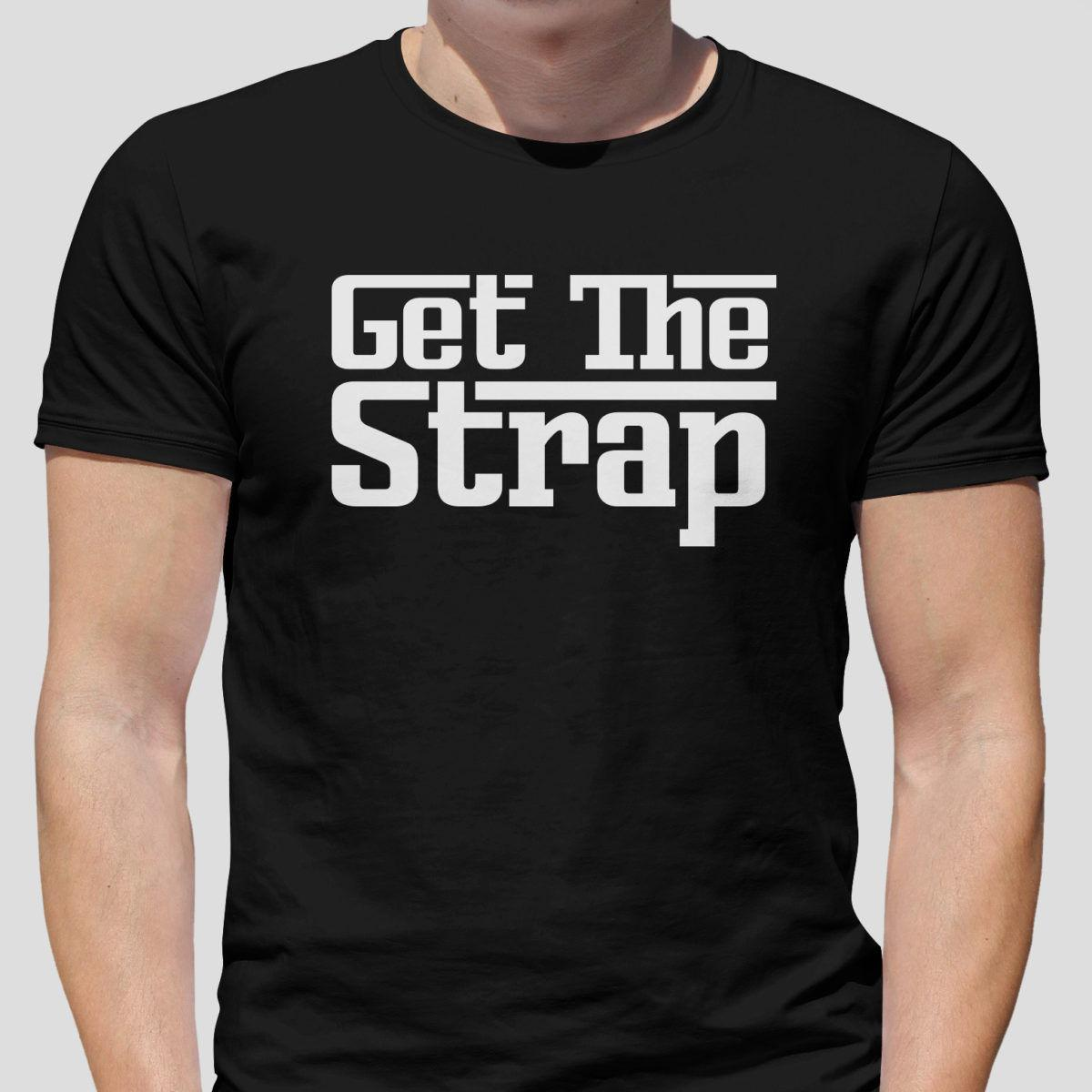 52cd0a94c 50 Cent Get The Strap, Rap, Hip Hop T Shirt NEW & ALL SIZES Funny Unisex  Casual Funny T Shirts Cheap As T Shirts From Rocktothetop, $12.96|  DHgate.Com