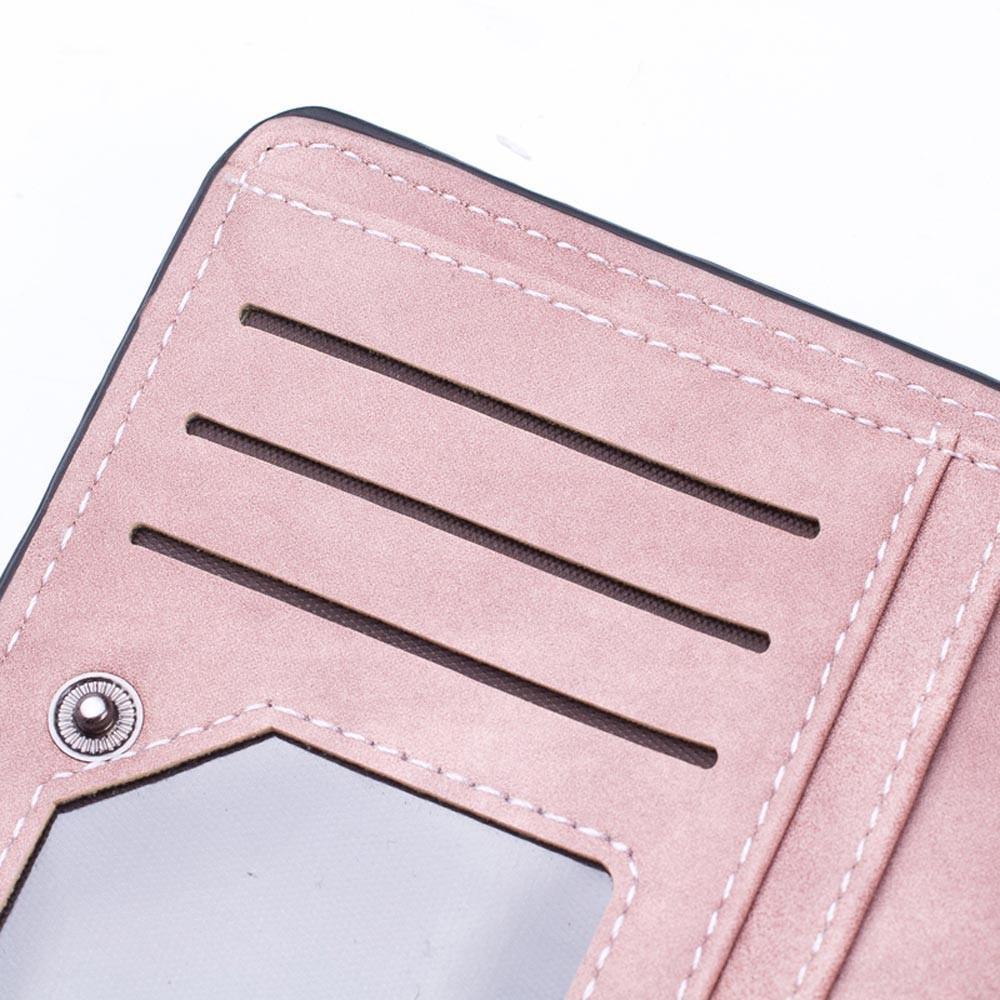 Carteiras das mulheres Pequeno Mini Saco de Dinheiro Seguro ID Titular do Cartão de Crédito Da Moeda Da Bolsa Sólida Carteira Mulheres Carteira Feminina moeda # 120