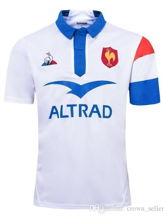 bcba42f15 AAA+ Top Quality 2018 2019 New Frence Super Rugby Jerseys 18 19 ...