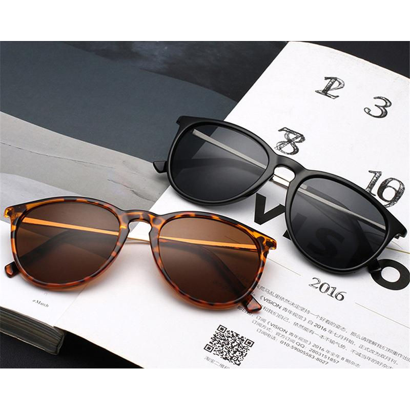 f7e5430d2f87 Vintage Retro Round Sunglasses Women Men Luxury Brand Designer Sun Glasses  Alloy Mirror Ladies Sun Glasses Eyewear Oculos De Sol Reading Glasses ...