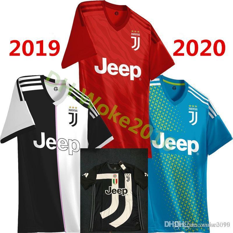 efbbde01e 2019 2020 Juventus New Jersey 18 19 20 RONALDO DYBALA Commemorative ...