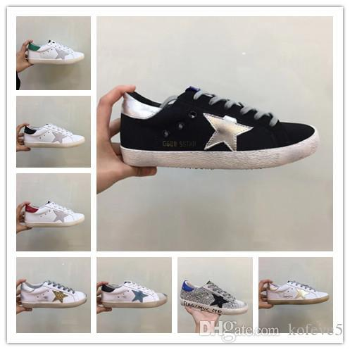 83d21606a 2019 New Golden Goose Ggdb Old Style Sneakers Genuine Leather ...