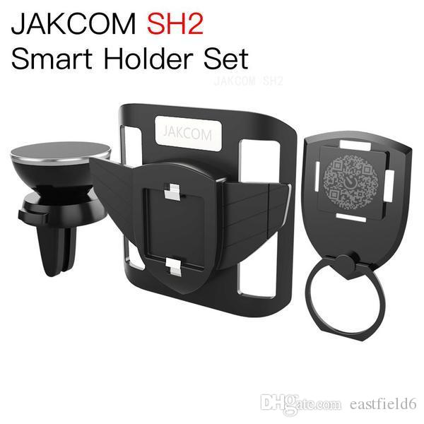 JAKCOM SH2 Smart Holder Set Hot Sale in Cell Phone Mounts Holders as smart wristband anillo movil support smartphone