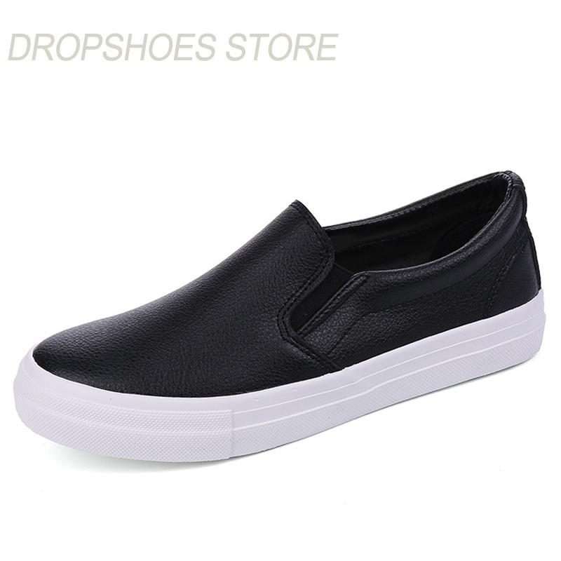 2906ffa28d 2018 Hot Sale Summer Men Shoes Breathable Casual Shoes Men Fashion Soft Men  Loafers Pu Leather Men S Flats Sapatos Masculinos Shoes Online Basketball  Shoes ...