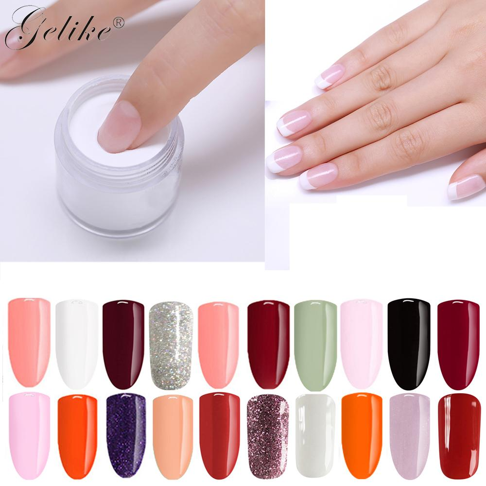 Gelike 10G Decorations Gel Dipping System Manicure Acrylic Nails ...