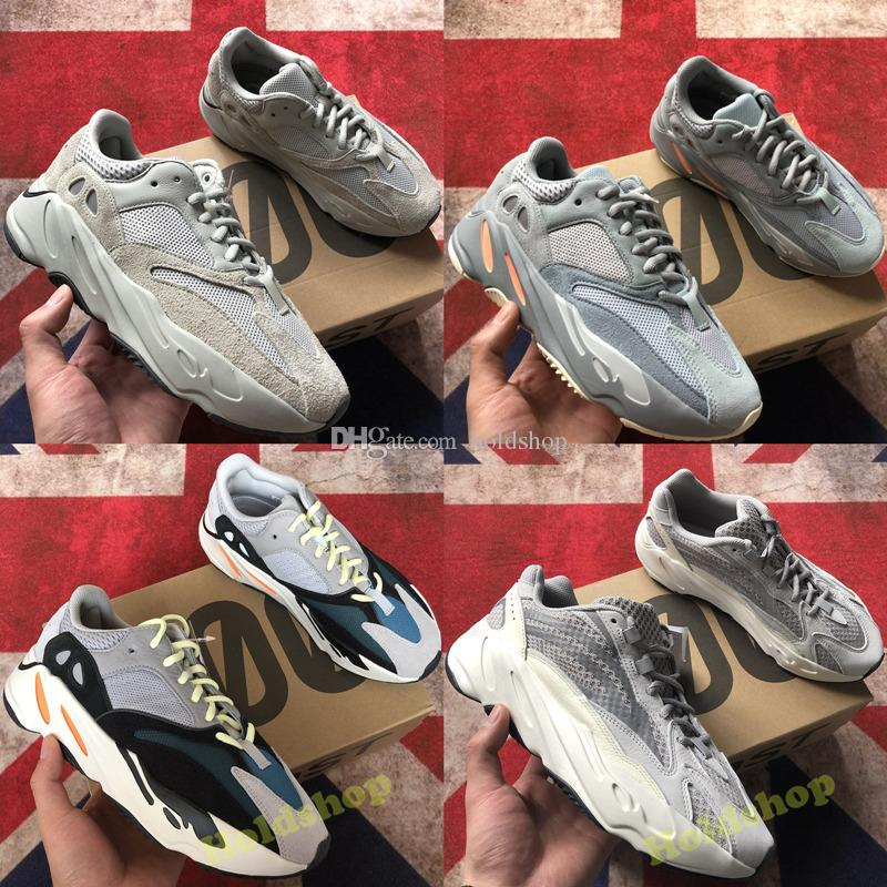 premium selection ef974 a088b 2019 With Box 3M 700 Salt Wave Runner Mauve OG Solid Grey Inertia V2 Static  Geode Running Shoes Men Women Stitching Color Athletics Sneakers From  Holdshop, ...