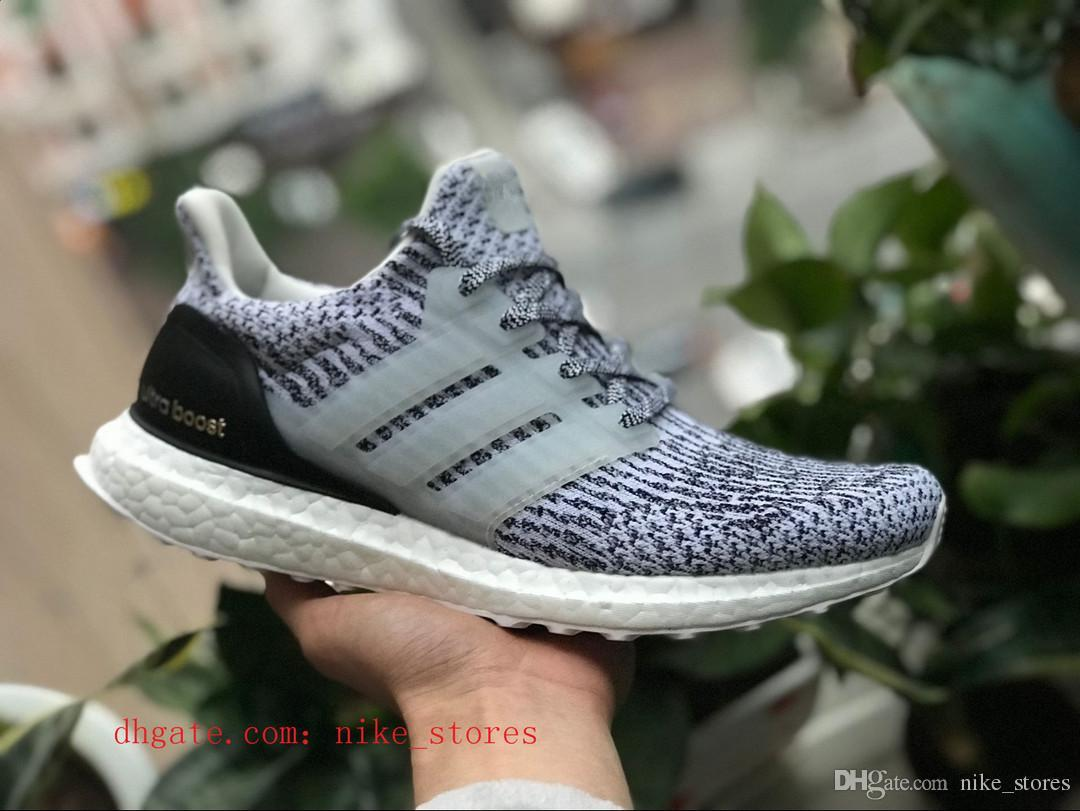 Sale Ultraboost 3.0 4.0 Casual Sports Shoes Men Women High Quality ... ab5f91640