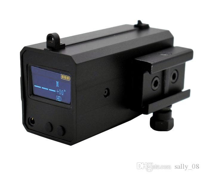 5-1000m mini laser rangefinder riflescope hunting range finder