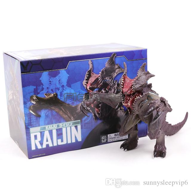 2019 Pacific Rim 2 Uprising Kaiju Raijin 1 8 Scale VC Action Figure Collectible Model Toy From Sunnysleepvip6 4523