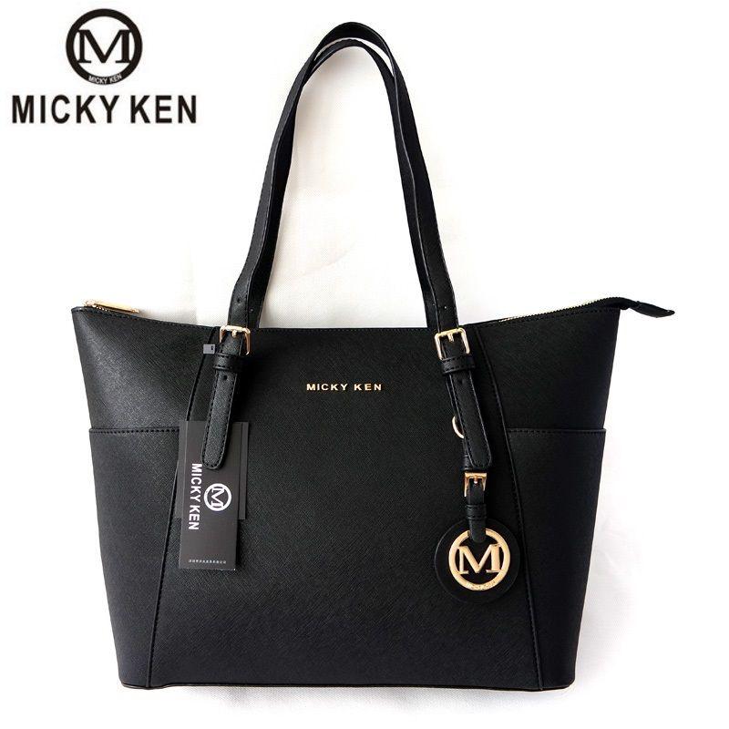 37aceb39b899 MICKY KEN Bolsa Feminina 2018 Women Handbags Big Pu Leather High ...