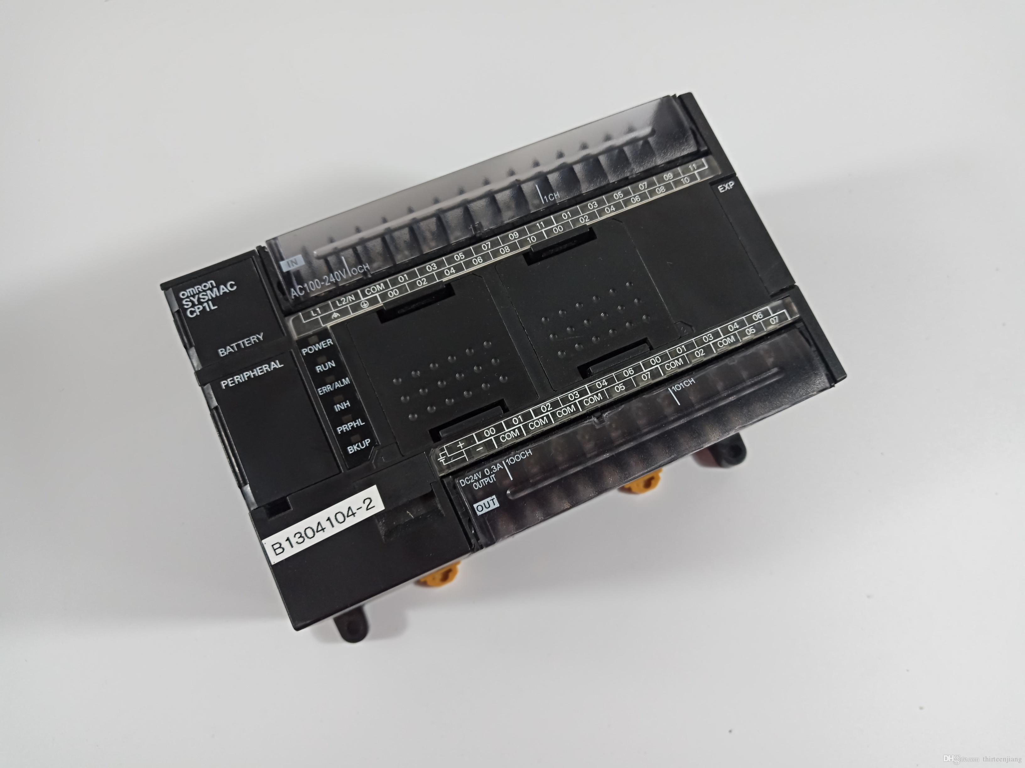 Omron PLC CP1L-M40DR-A FREE EXPEDITED shipping CP1LM40DRA USED IN BEST  CONDITION